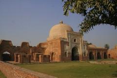Kabuli Bagh Masjid (ramesh_lalwani) Tags: india mosque mosquee mezquita babar masjid moghuls panipat babur greatmughals