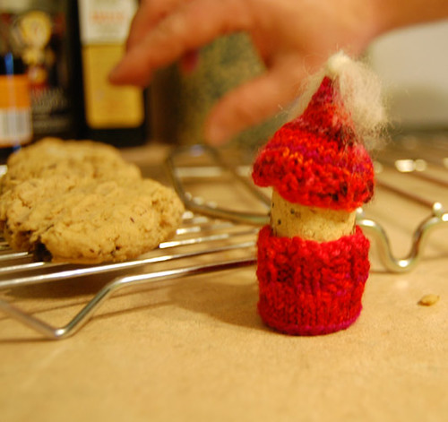 korknisse guarding cookies