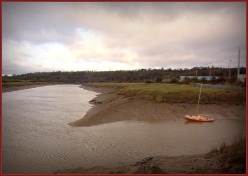 River Trym confluence