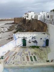 Asilah (ccr_358) Tags: ocean africa houses sea mediterranean mediterraneo northafrica atlantic morocco marocco gibraltar atlanticocean tangier mediterraneansea tanger atlantico asilah straitofgibraltar tangeri gibilterra strettodigibilterra