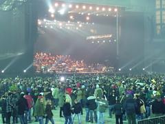 Fanta4 mit Philharmonie-Orchester