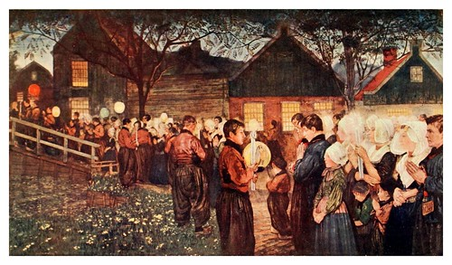 028- Procesion religiosa 2-Holland (1904)- Nico Jungman