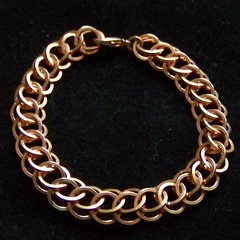 Copper HP 3-in-1 bracelet