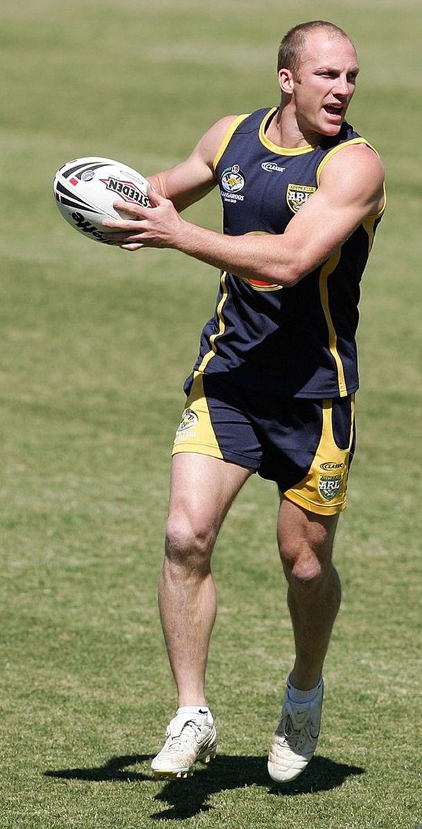 Pictures of Darren Lockyer
