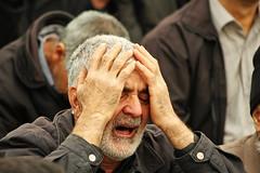[フリー画像] [人物写真] [一般ポートレイト] [頭を抱える] [泣き顔] [イラン人]      [フリー素材]