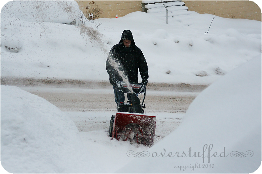 The snowblower