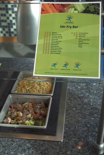 Stir Fry Bar Sign