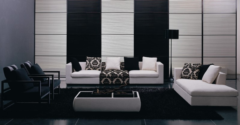 Sofa sets Design for Living Room from Ebony Furniture