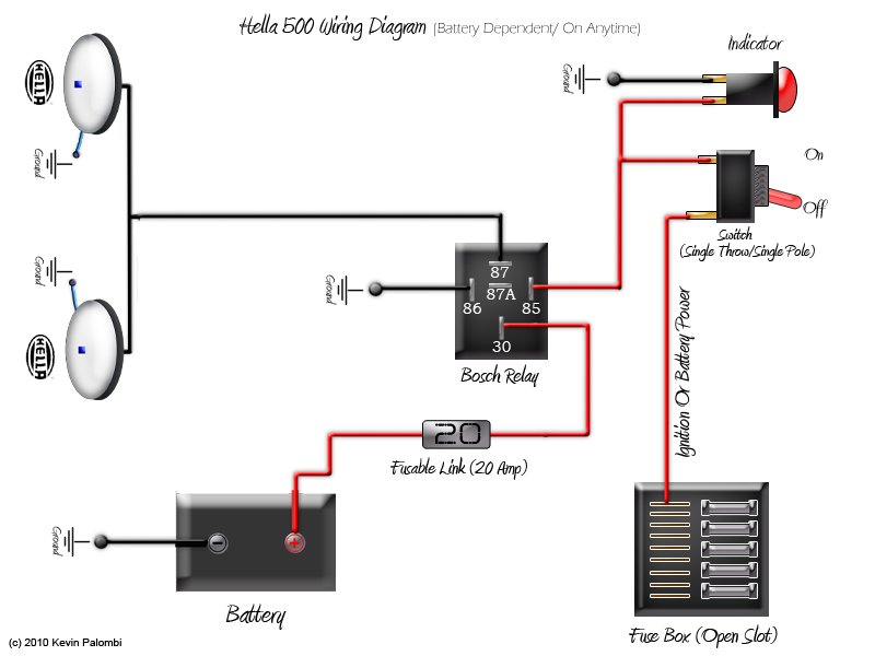 4287618173_1050fa7210_o hella 500 wiring harness diagram wiring diagrams for diy car repairs bosch relay wiring diagram fog lights at gsmx.co