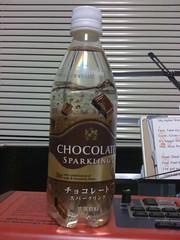 チョコレートスパークリング