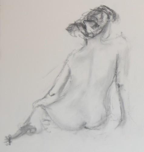 Figure Sketch 23/1/10 #4