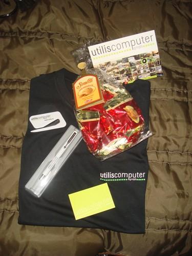 utiliscomputer T-Shirt und Geschenke