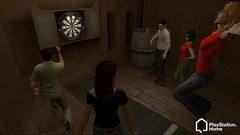 PlayStation Home - LondonPub 1