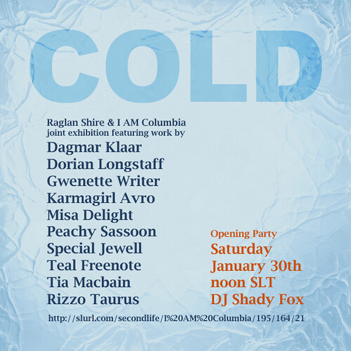 COLD [Art Exhibit]