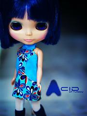 pop art era girl