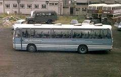 Glenway Travel Reliance (Renown) Tags: bus coach yorkshire lancashire steamtown usarmy carnforth ripponden reliance aec plaxton singledecker preservedbus glenway panoramaelite usschoolbu