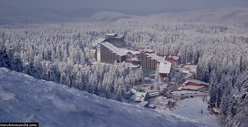 Borovets ski & snowboarding slopes