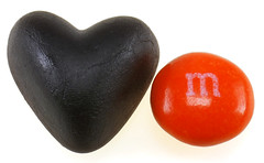 Marich Black Heart Licorice