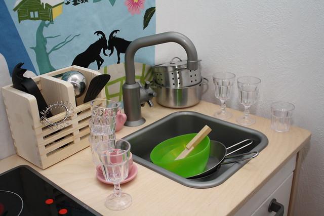 Oppvasken står klar