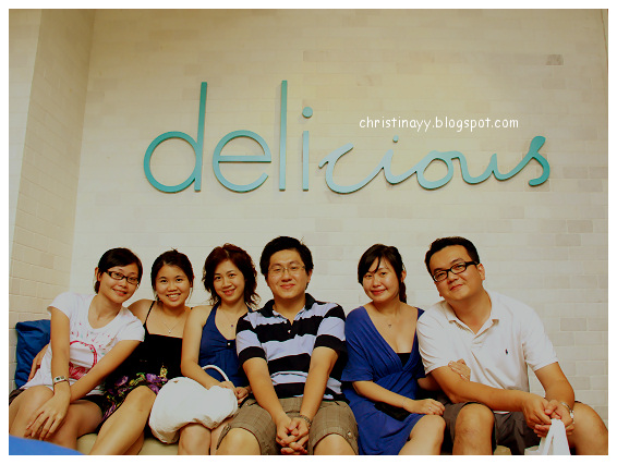 Mid Valley: Delicious Cafe