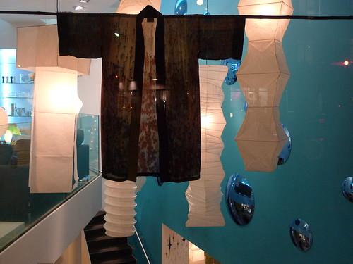 Vitrines Galerie Sentou - Paris, février 2010