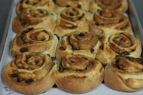 New School of Cooking - Class #9 - Puff Pastry & Croissants  & Cinnamon Rolls