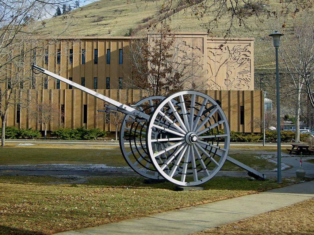 Logging Wheels, U of Montana Forestry Department