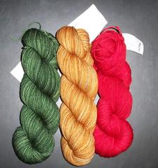 Knitter's Edge - Madelinetosh - Toshsock