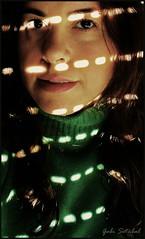 """""""ENTRE DOS AGUAS"""" (Gabi Setbal) Tags: selfportrait autoretrato cela pacodelucia entredosaguas gradesinvisveis"""