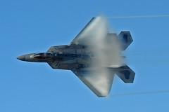 [フリー画像] [航空機/飛行機] [軍用機] [戦闘機] [F-22 ラプター] [F-22A Raptor]      [フリー素材]