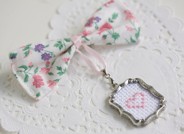 girly brooch