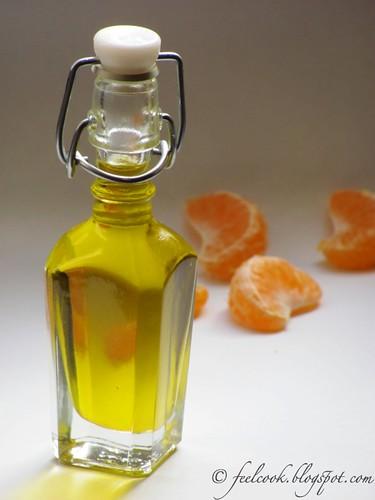 Olio al mandarino