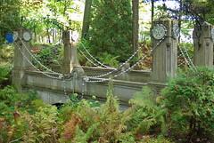 Pointe-du-Lac : Pont des chapelets #2
