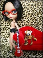 Style girl!