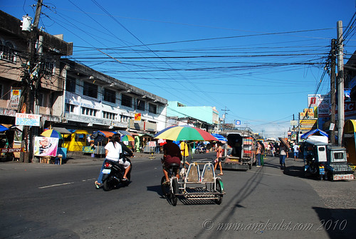National Road, Pili, Camarines Sur