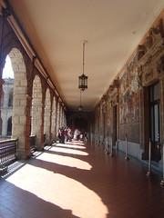 Durazno (Alonso Reyes) Tags: city mxico de mexico centro diego ciudad palace national murales nacional rivera palacio arcos zcalo cuauhtemoc historico delegacin