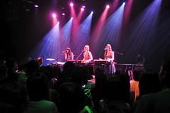 Au Revoir Simone, Mosaic Music Festival,  Singapore, 2010