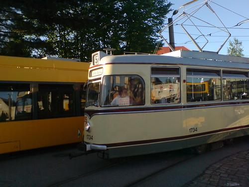 Moderner Gotha Wagen