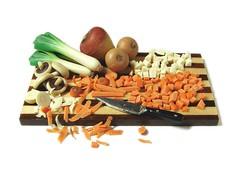 Vegetable Prep - 1:12 Scale Miniature Food