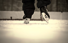 An Outdoor Skate