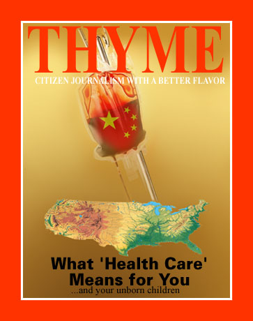THYME Magazine, Volume II, Issue XIII
