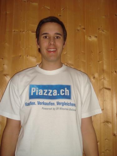 Piazza.ch T-Shirt