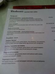 4476113067 d35055ec7f m Carluccios: Bellissimo Gluten Free Pasta