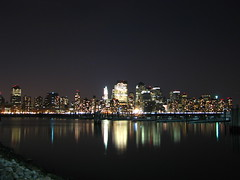 City That Never Sleeps - New York, New York (Life & Lens) Tags: nyc nightphotography newyork jerseycity newport hudson pavonia thebigapple thecitythatneversleeps