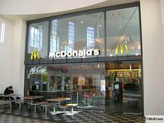McDonald's Köln Otto Platz 7 Bahnhof Köln Deutz (Germany)