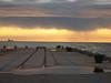 porto vecchio al tramonto