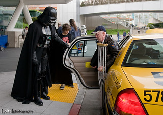 darth valet
