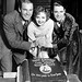 Randolph Scott, Nancy Carroll and Cary Grant