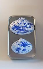 (1022 Sea Shell Ave) Tags: seashells seaside newjersey magnets handpainted capemay seashore authentic coastalapriletsy