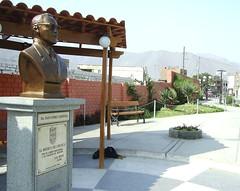 Parque de la Medicina Dr. JUAN GOMEZ SANDOVAL - Chosica Villa del Sol